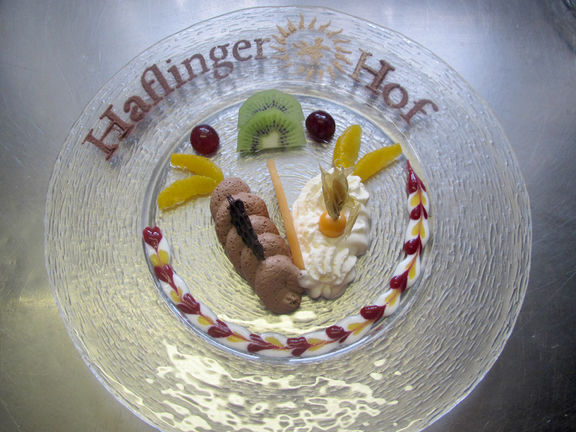 Halbpension Haflingerhof